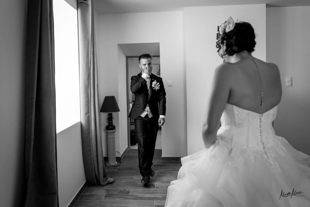 Rencontre des mariés