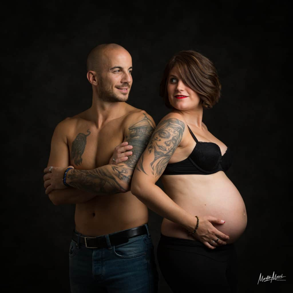 Photo-grossesse-couple-isère