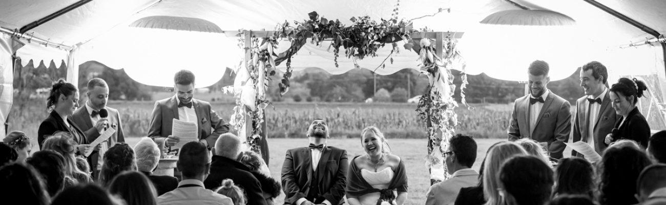 Les photos de mariage